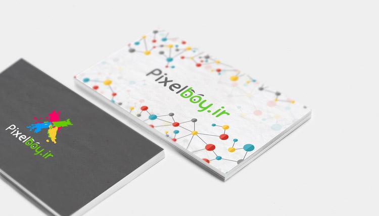 دانلود مجموعه موکاپ کارت ویزیت به صورت لایه باز