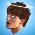 آموزش تصویری تبدیل عکس به کارتون در ibis Paint X اندروید